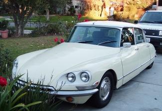 1971 Citroen DS21