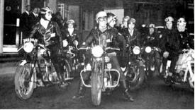 Ace Cafe Bikers