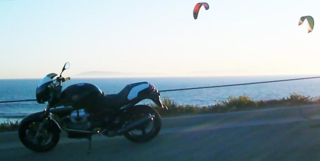 Rincon Beach Sunset