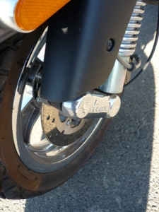 ABS Brakes on the GTV 250