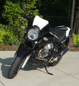 My spanking new 1200 Sport