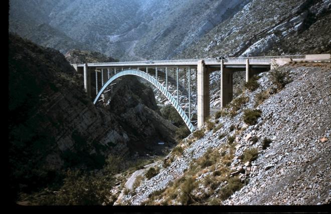 Queen Creek Bridge